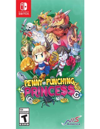 Nintendo Switch Penny-Punching Princess -R1