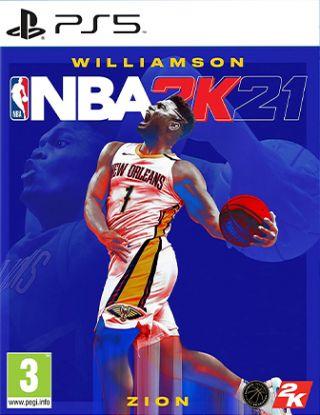 PS5 WILLIAMSON NBA 2K21 R2