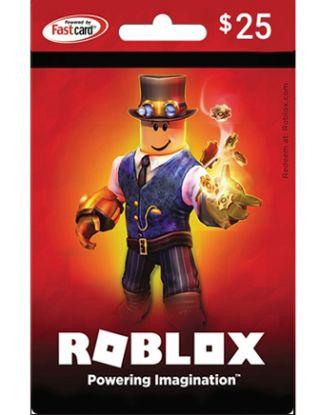 Roblox Game eCard $25