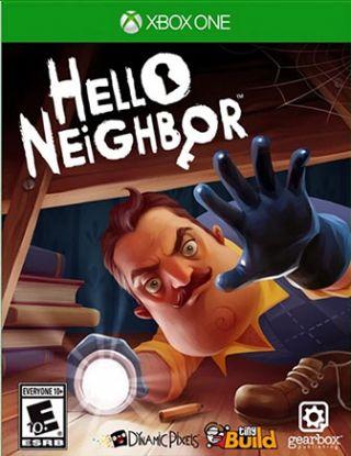 Xbox One Hello Neighbor - R1