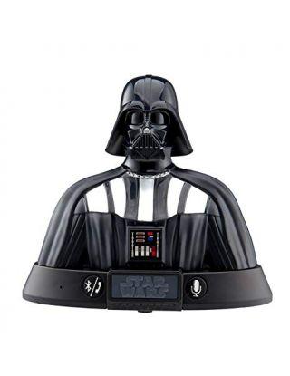 Star Wars Darth Vader Bluetooth Speaker with Speakerphone Voice Activation