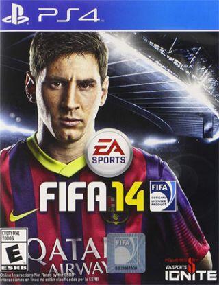 PS4 FIFA 2014 R1