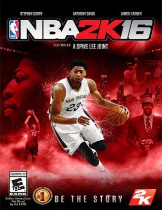 PS4 NBA 2016