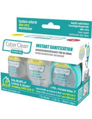 CYBER CLEAN PROFESSIONAL POWER GEL-30ML X4-BOX SET
