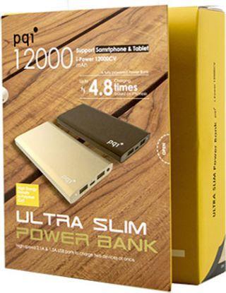 PQI POWER BANK 12000 MAH