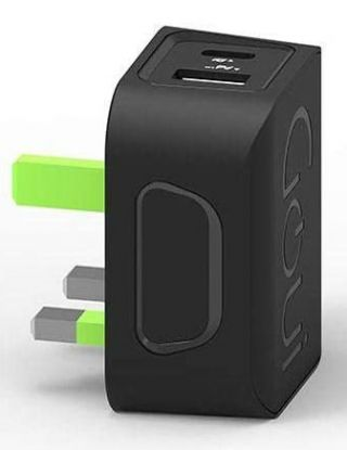 GOUI SPOT+D PD+AD POWERFUL WALL CHARGER-BLACK
