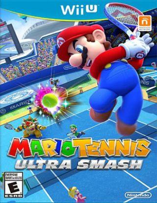 WIIU Mario Tennis: Ultra Smash R1
