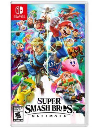 Nintendo Switch Super Smash Bros. Ultimate R1