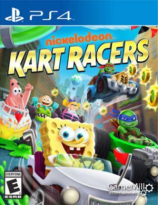 PS4 NICKELODEON KART RACERS R1