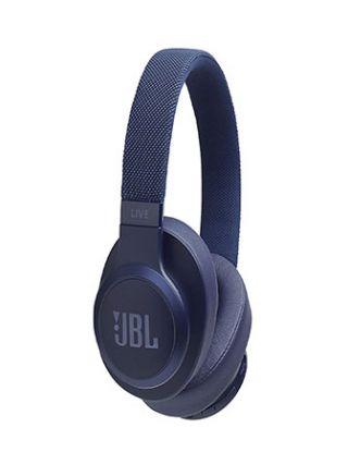 JBL LIVE 500BT WIRELESS OVER-EAR HEADPHONES - BLUE
