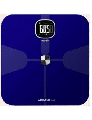 MOMAX SMART HEALTH TRACKER LOT BODY SCALE -BLUE