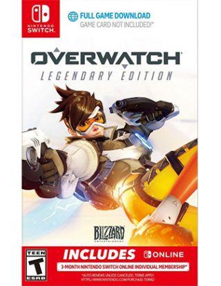NS Overwatch Legendary Edition US Version R1
