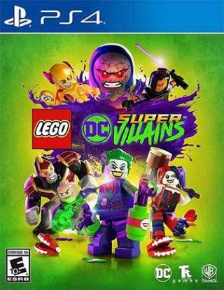 LEGO DC Super-Villains R1 - PlayStation 4