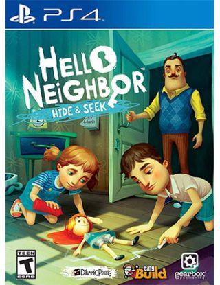 PS4 HELLO NEIGHBOR HIDE & SEEK R1