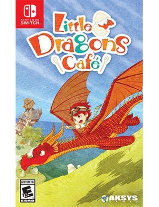 Nintendo Switch - Little Dragon Cafe - R1