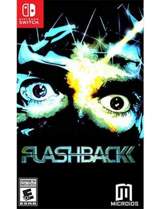 Nintendo Switch - Flash Back R1