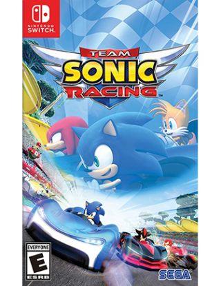 Nintendo Switch - Team Sonic Racing R1