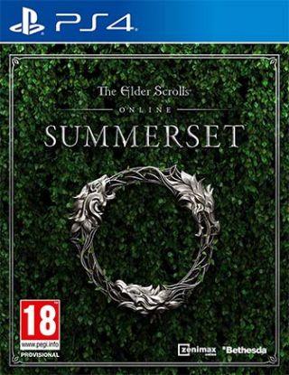 PS4 THE Elder Scrolls Online: Summerset -R2
