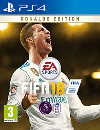 FIFA 18 Ronaldo Edition R2 English