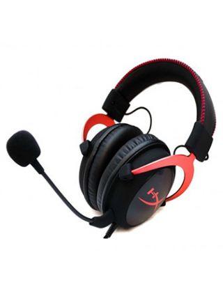 HYPERX CLOUD II HEADSET - Black & RED