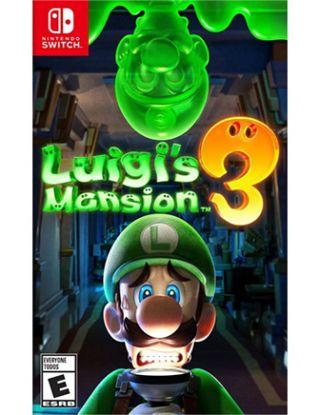 Luigi's Mansion - R1 - 21542