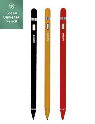 Green Universal Pencil Multi Colors