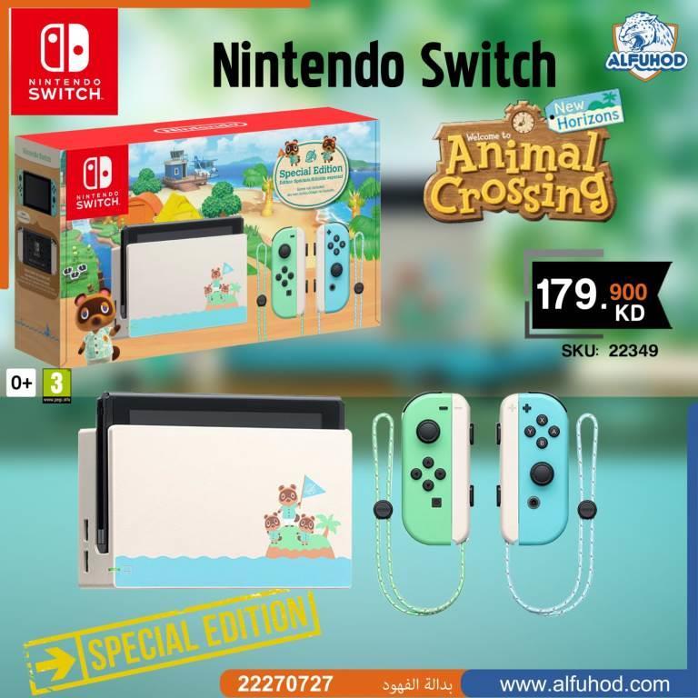 Switch Animal Crossing