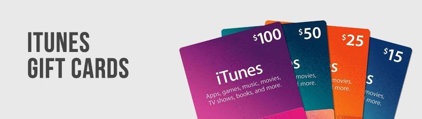 Itunes Prepaid Card