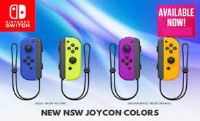 Nintendo Joycons